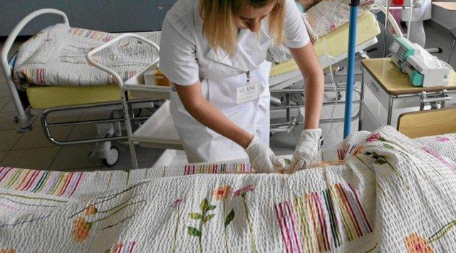 Szkolenie pielęgniarek