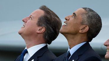 David Cameron będzie prowadził z Barackiem Obamą rozmowy o walce z terroryzmem