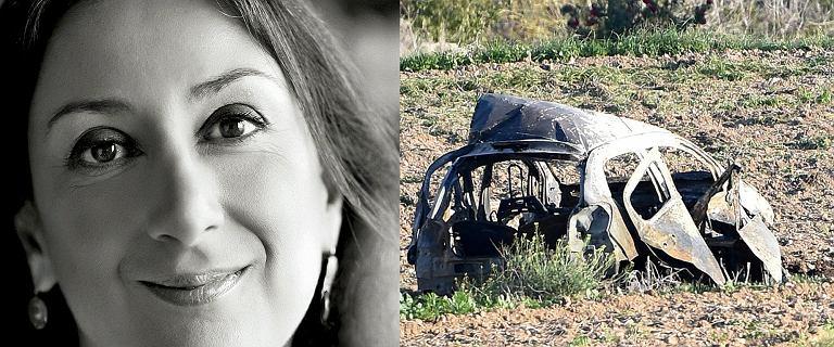 Zabójstwo maltańskiej dziennikarki śledczej. Zatrzymano biznesmena