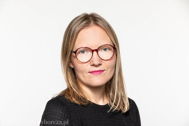 Aleksandra Sobczak.