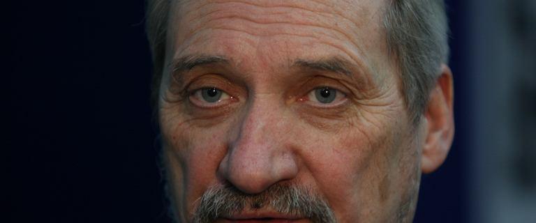 Macierewicz do Brauna i Michalkiewicza: Osłabiając PiS, osłabiacie Polskę