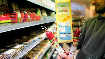 Sklep ze zdrową żywnością VegAnka w Katowicach