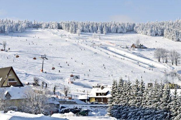 """""""Jeżeli w Tatrach nie ma śniegu, to do Zieleńca!"""". Zieleniec - polskie góry, alpejskie klimaty"""