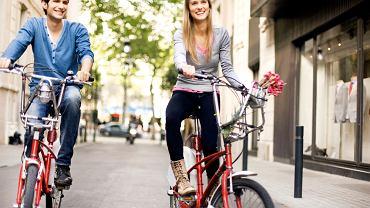 Jazda na rowerze to samo zdrowie i przyjemność