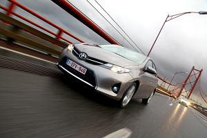 Toyota Auris | Pierwsza jazda
