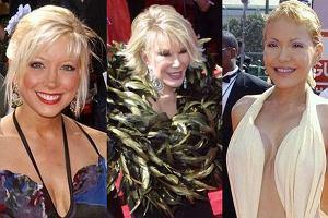 Courtney Peldon, Tess Smith, Joan Rivers.