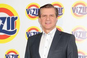Zygmunt Chajzer po 14 latach zakończył współpracę z Vizirem