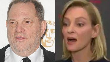 Harvey Weinstein, Uma Thurman