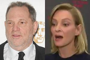 Harvey Weinstein, Uma Thurman