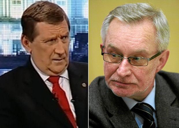 Jacek Rońda i Tomasz Wołek