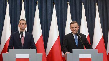 Oświadczenie prezydenta Andrzeja Dudy w sprawie dotacji dla telewizji i radia