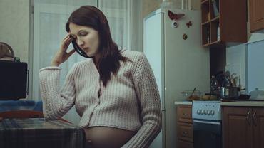 Plamienie w ciąży - co to oznacza?