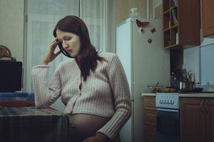 Plamienie w ciąży - kiedy występuje?