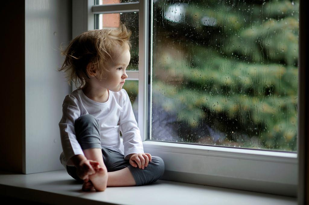 Brzydka pogoda hartuje dziecko