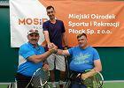 Polscy tenisiści na wózkach skończyli zgrupowanie w Płocku. Lecą na mistrzostwa świata w Izraelu