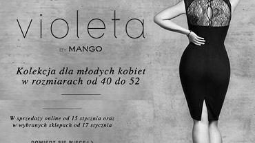 Violeta by Mango - ubrania do rozmiaru 52