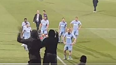 Kamil Glik i piłkarze Monaco obrażani przez kibiców
