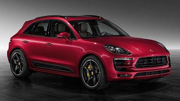 Porsche Macan Turbo od Porsche Exclusive