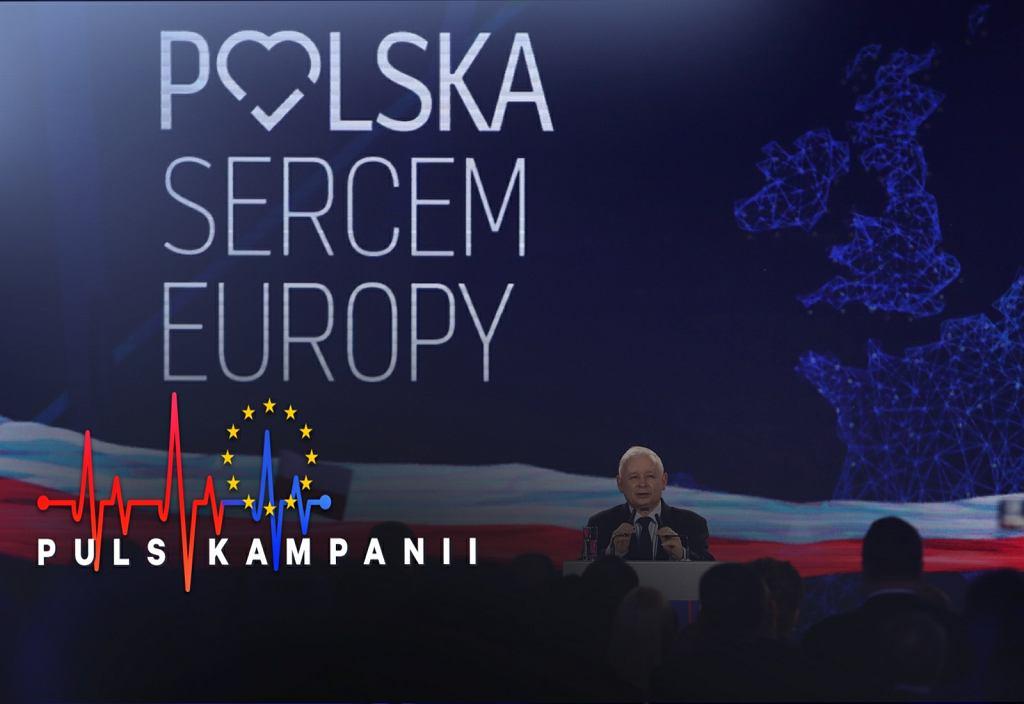 Wybory do europarlamentu 2019. W sondażu PiS na prowadzeniu