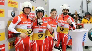 Polska ekipa ósma w mistrzostwach świata w saneczkarstwie. W zmianie pań wystartowała Ewa Kuls z UKS Nowiny Wielkie