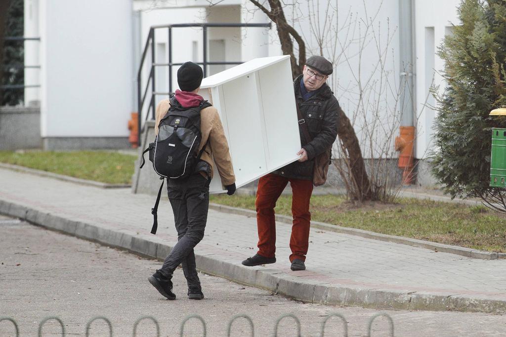 Zbigniew Zamachowski wyprowadza się od żony
