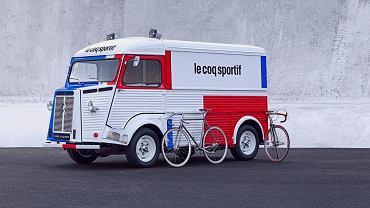 Citroen Type H i Jumpy Le Coq Sportif