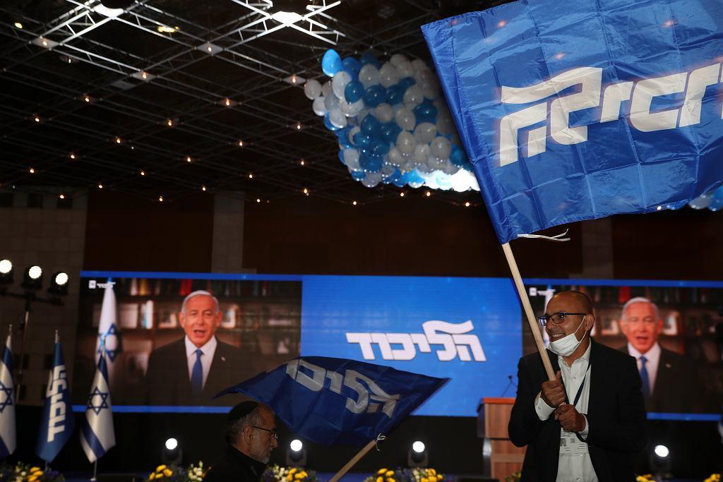 Wybory w Izraelu - ogłoszenie wstępnych wyników