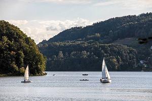 Jezioro Rożnowskie. Jak pogodzić luksusowe inwestycje z turystyką masową