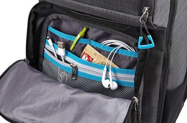Przednia kieszeń plecaka Thule Stravan Daypack
