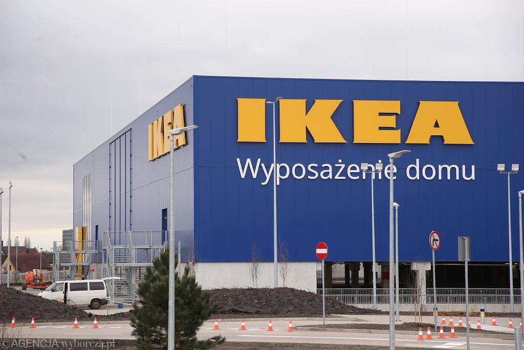 IKEA w Szczecinie jest praktycznie gotowa do otwarcia