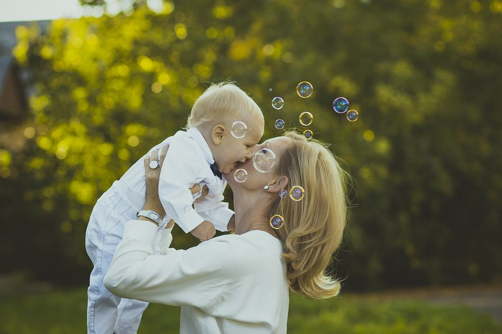 dzień dziecka (zdjęcie ilustracyjne)