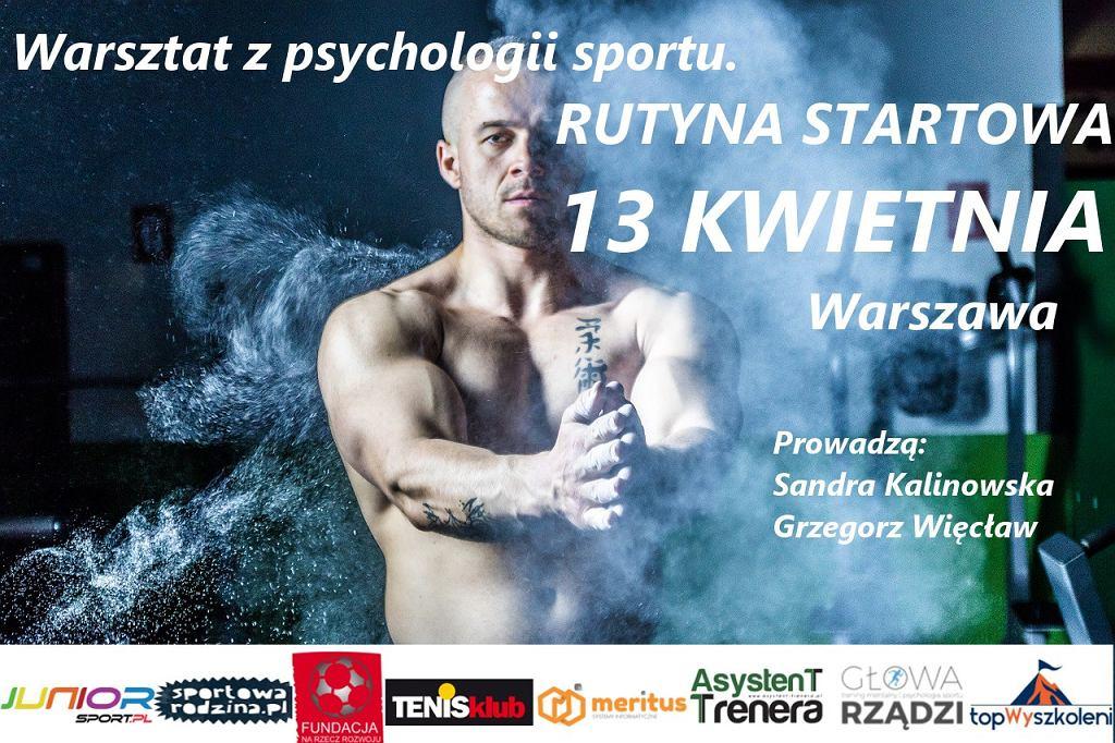 Warsztat z psychologii sportu