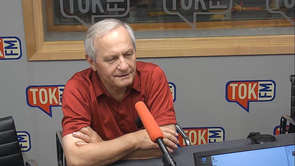 Gen. Stanisław Koziej w TOK FM