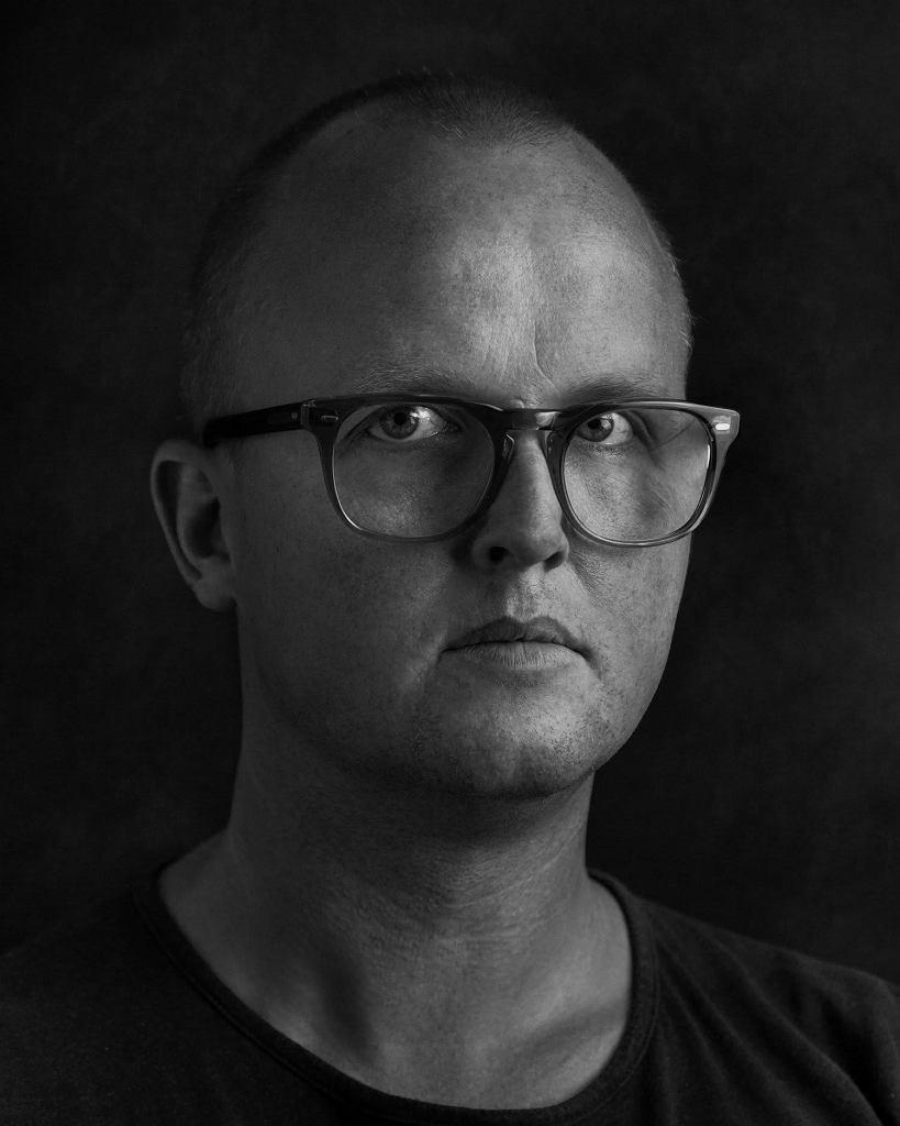 Marcel Kampman, designer, strategic creative, and the instigator of The Dream School in Meppel, The Netherlands