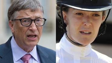 Bill Gates, Marta Ortega Perez