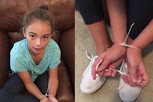 """""""Czy twoje dziecko uciekłoby z rąk porywacza?"""". Ten filmik z małą dziewczynką obejrzano 60 milionów razy"""