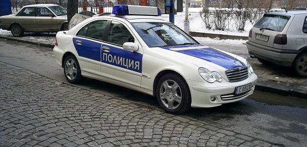 Policja w Bułgarii