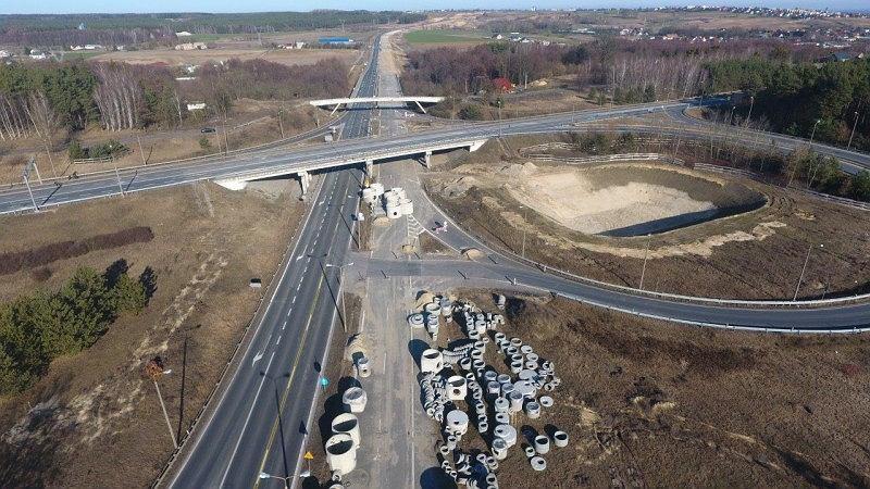 GDDKiA rozwiązała kontrakt z włoską firmą dotyczący trasy S5, fot. GDDKiA