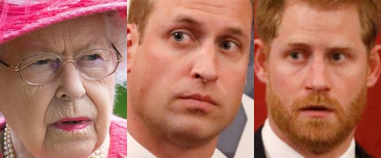 Książę Harry i książę William nie staną obok siebie na pogrzebie księcia Filipa