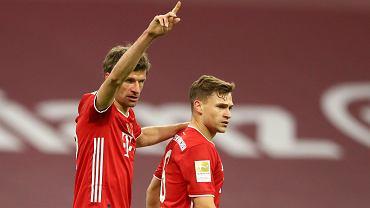 Joshua Kimmich: 'Mam nadzieję, że jeśli Hansi Flick odejdzie z Bayernu, to latem zostanie selekcjonerem reprezentacji Niemiec'