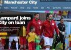 Premier League. Frank Lampard oficjalnie w Manchesterze City