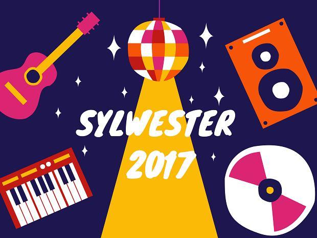 Jak Sylwestra 2017 spędzały gwiazdy?