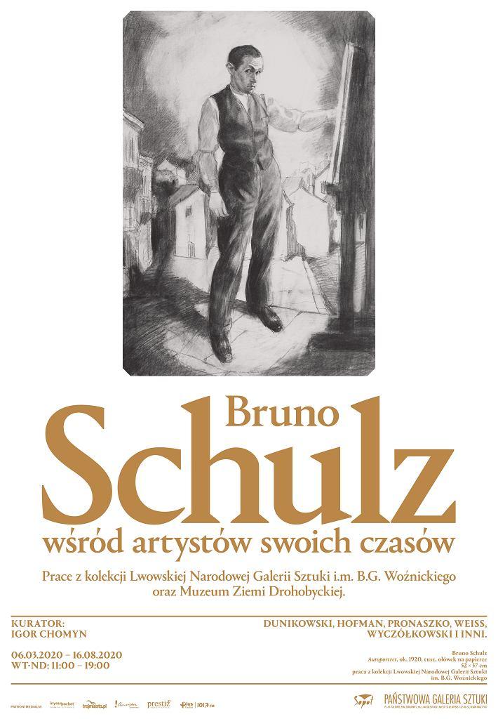 Bruno Schulz wśród artystów swoich czasów