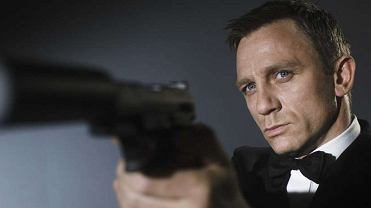 Daniel Craig jako James Bond w 'Casino Royale'