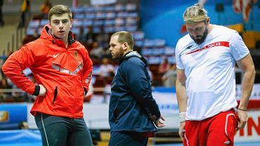 David Storl, Ryan Whiting i Tomasz Majewski