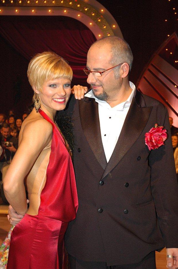 Anna Głogowska, Piotr Gąsowski, Taniec z gwiazdami, 2005