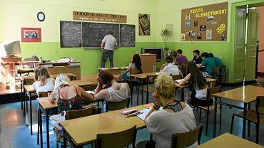 Szkoła w Warszawie