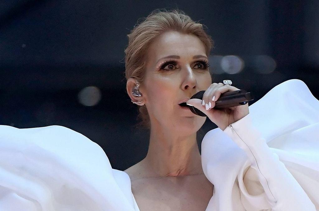 Celine Dion na gali Billboard Music Awards