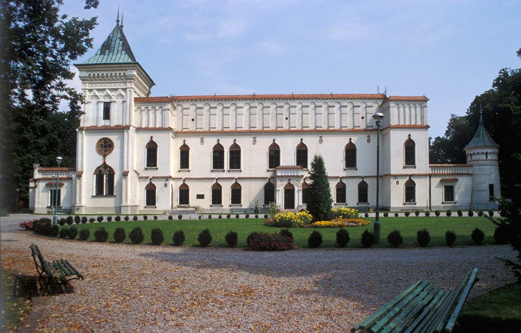 Zamek w Przecławiu