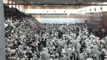 W synagodze w Giwat Ze'ew zawaliła się jedna z trybun